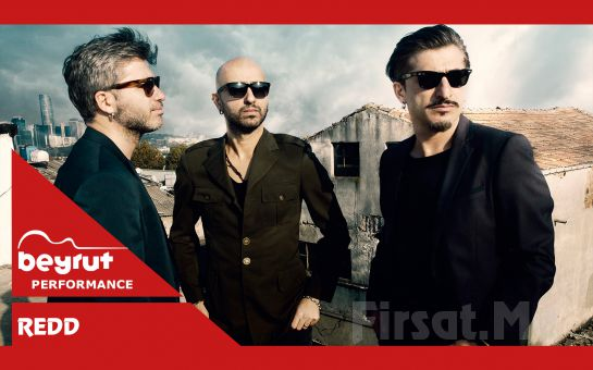 Beyrut Performance Kartal Sahne'de 1 Mart'ta Redd Konser Bileti