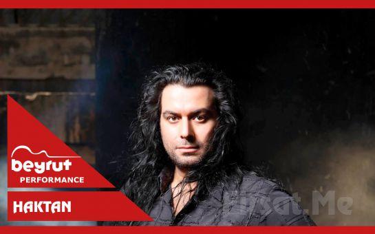 Beyrut Performance Kartal Sahne'de 4 Mayıs'ta Haktan Konseri Giriş Bileti