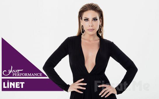 Beyoğlu Sanat Performance'ta 24 Kasım'da Linet Konser Bileti