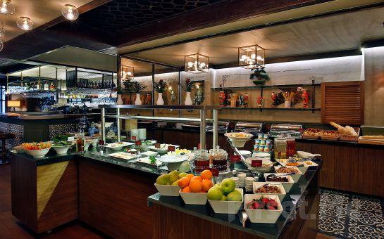 Sanat Pera Boutique Hotel'de Açık Büfe Kahvaltı Keyfi