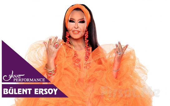 Beyoğlu Sanat Performance'ta 2 Şubat'ta Bülent Ersoy Konser Bileti