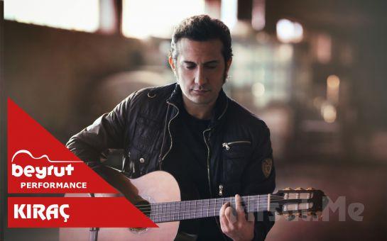 Beyrut Performance Kartal Sahne'de 27 Nisan'da Kıraç Konser Bileti