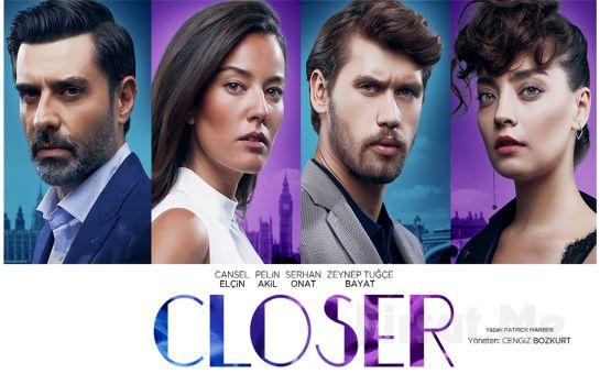 Ünlü Sanatçı Kadrosundan 'Closer - Sevgi Neden Yetmez' Tiyatro Oyun Bileti