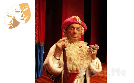 Haldun Dormen Performansı ile 'Kibarlık Budalası' Tiyatro Oyun Biletleri
