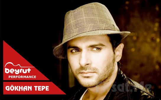 Beyrut Performance Kartal Sahne'de 3 Kasım'da Gökhan Tepe Konser Bileti