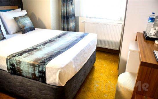Grand Şah Otel Tepebaşı Eskişehir'de 2 Kişilik Konaklama ve Kahvaltı Seçenekleri