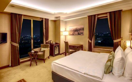 Grand Makel Hotel Topkapı'da Konaklama Seçenekleri