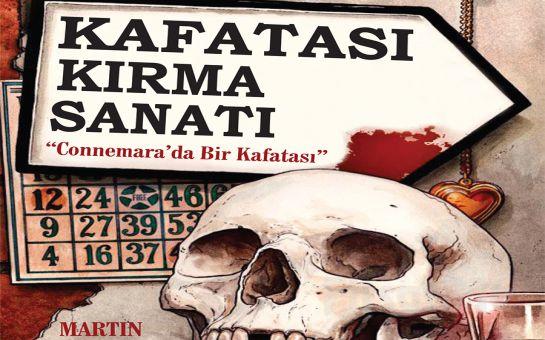 Tiyatronun Tarantinosu Martin McDonagh'ın Kaleminden 'Kafatası Kırma Sanatı' Tiyatro Bileti