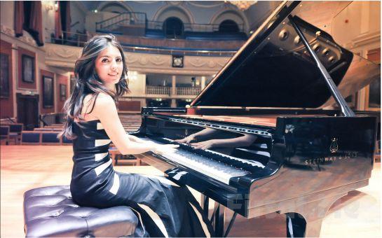 ODTÜ Kültür Merkezi'nde 27 Kasım'da AyşeDeniz Gökçin 'Beethoven'dan Rock'a Piyano Resitali' Bileti