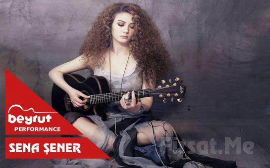 Beyrut Performance Kartal Sahne'de 9 Şubat'ta Sena Şener Konser Bileti