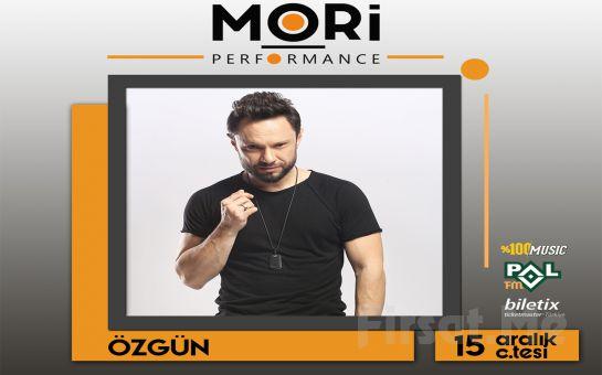 Mori Performance'ta 15 Aralık'ta Özgün Konser Bileti