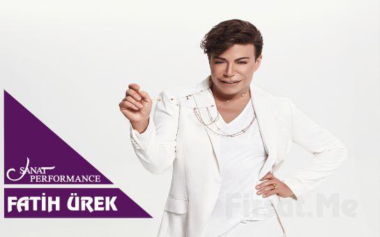 Beyoğlu Sanat Performance'ta 23 Mart'ta Fatih Ürek Konser Bileti