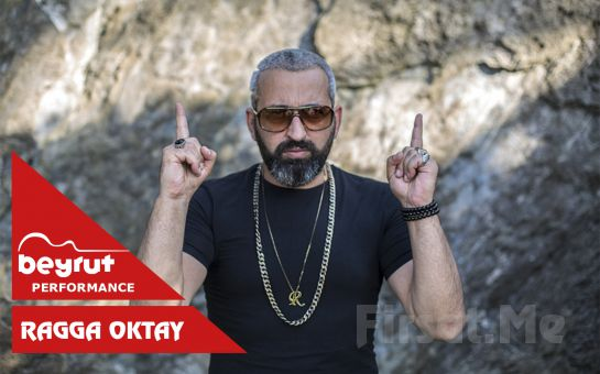 Beyrut Performance Kartal Sahne'de 26 Ocak'ta Ragga Oktay Konser Bileti