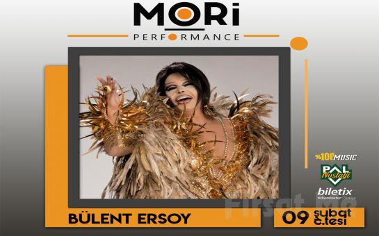 Mori Performance'ta 9 Şubat'ta 'Bülent Ersoy' Konser Bileti