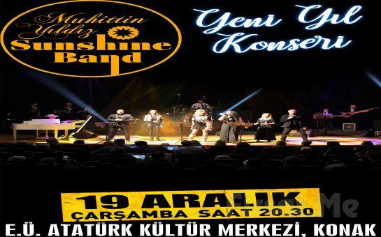 İzmir Konak Atatürk Kültür Merkezi'nde 19 Aralık'ta 'Sunshine Yeni Yıl Konseri' Konser Bileti