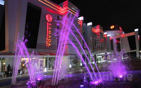 5* Ramada Plaza İzmit'te Canlı Müzik ve Sınırsız Yerli İçecek Eşliğinde Yılbaşı Balosu