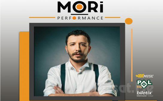 Mori Performance'ta 25 Ocak'ta Ahmet Parlak Konser Bileti