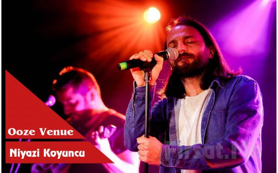 Ooze Venue'da 25 Ocak'ta 'Niyazi Koyuncu' Konser Bileti