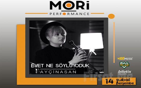Mori Performance'ta 14 Şubat Sevgililer Gününe Özel 'Evet Ne Söylüyorduk' Konser Bileti