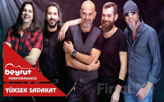 Beyrut Performance Kartal Sahne'de 29 Mart'ta Yüksek Sadakat Konser Bileti