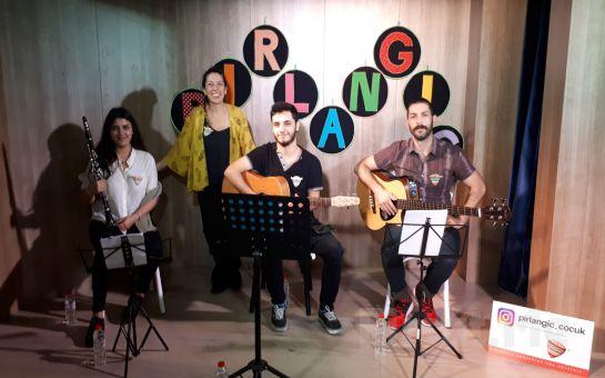 3 Şubat'ta Akasya Kültür Sanat'ta 'Pırlangıç - Çocuk Şarkıları Konser' Bileti