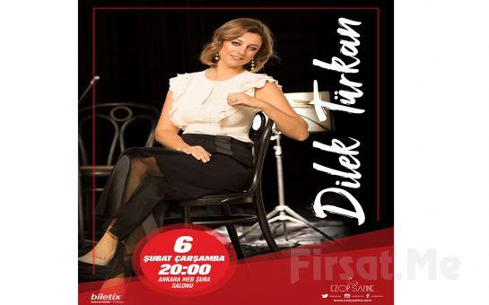 Klasik Tür Müziği'nin Sevilen İsmi 'Dilek Türkan' Konser Bileti
