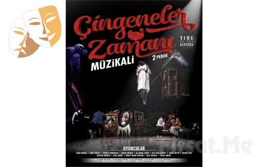 Yugoslavya Topraklarından Etkisinden Çıkamayacağınız 'Çingeneler Zamanı Müzikali' Tiyatro Bileti
