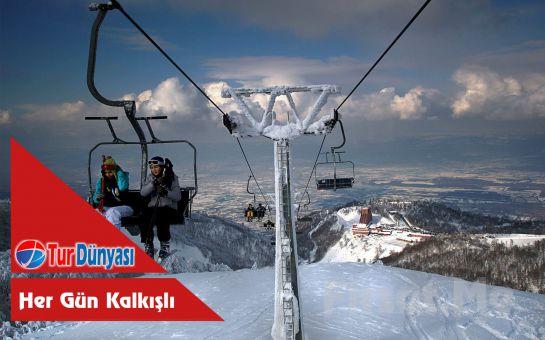 Günübirlik Kartepe Kayak Turu (Haftanın Her günü Hareketli)