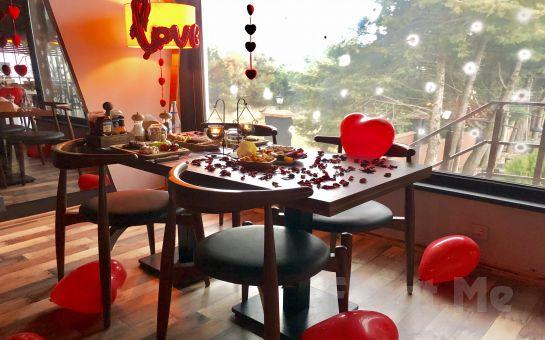 Beylikdüzü The Shaula'dan Sevgililer Gününe Özel Canlı Müzik Eşliğinde Leziz Akşam Yemeği