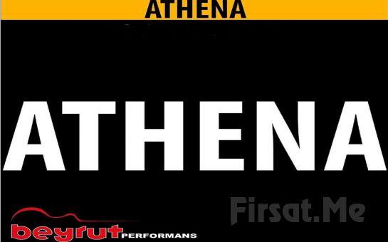 Beyrut Performance Kartal Sahne'de 12 Ekim'de 'Athena' Konser Bileti