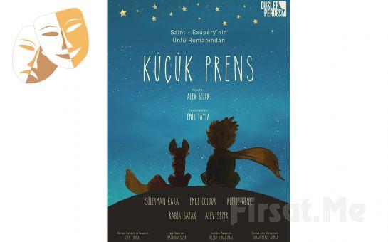 Ünlü Çocuk Klasiği 'Küçük Prens' Tiyatro Bileti