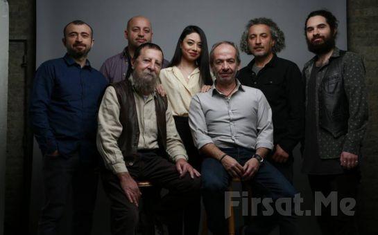 29 Mart'ta Akasya Kültür Sanat'ta 'Ezginin Günlüğü' Konser Bileti