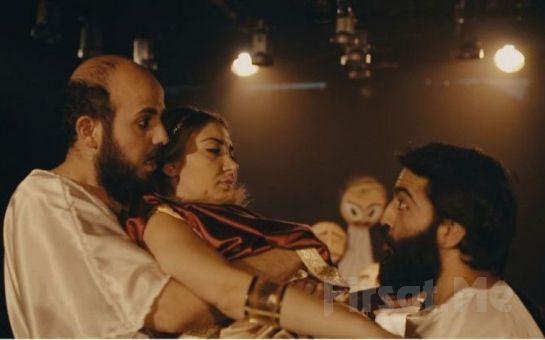 Kendini Bilmek Üzere Bir Hikayesi 'Sokrates'in Son Gecesi' Tiyatro Bileti
