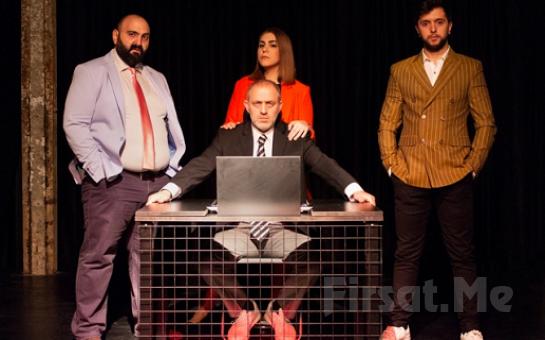 Bireylerin Yaşadıkları Buhranın Masal Tadında Anlatıldığı 'Üç Maymun' Tiyatro Oyunu Bileti