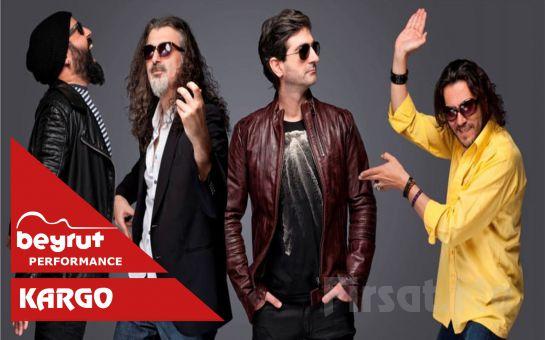 Beyrut Performance Kartal Sahne'de 8 Mart'ta 'Kargo' Konser Bileti
