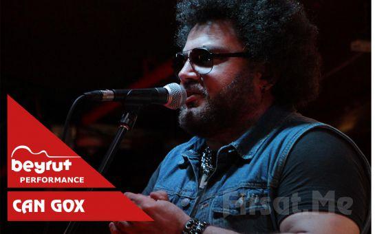 Beyrut Performance Kartal Sahne'de 5 Nisan'da Can Gox Konser Bileti