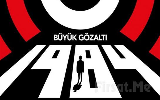 Rutkay Aziz ve Birbirinden Başarılı Oyuncuların Sahnelediği Distopik Eser '1984 Büyük Gözaltı' Tiyatro Oyunu Bileti