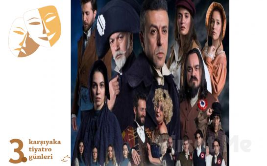 Victor Hugo'nun Ölümsüz Eseri 'Sefiller' Müzikli Tiyatro Oyunu Bileti