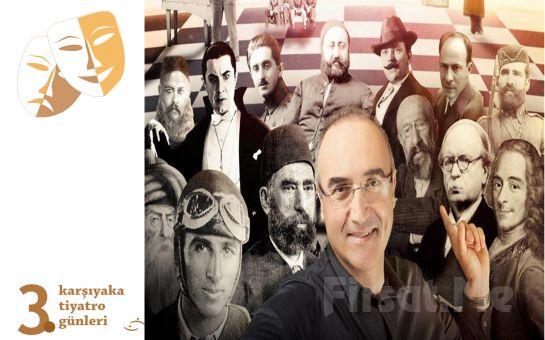 Sunay Akın'dan 'Görçek' Tiyatro Oyun Bileti
