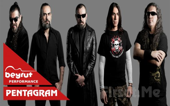 Beyrut Performance Kartal Sahne'de 3 Mayıs'ta 'Pentagram' Konseri Bileti