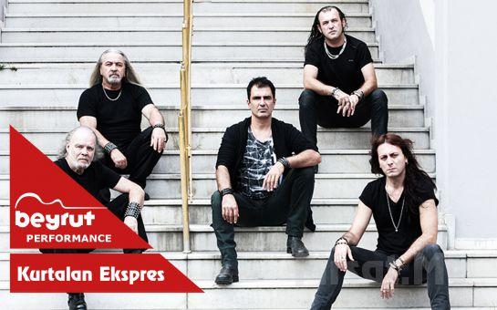 Beyrut Performance Kartal Sahne'de 15 Haziran'da 'Kurtalan Ekspres' Konser Bileti