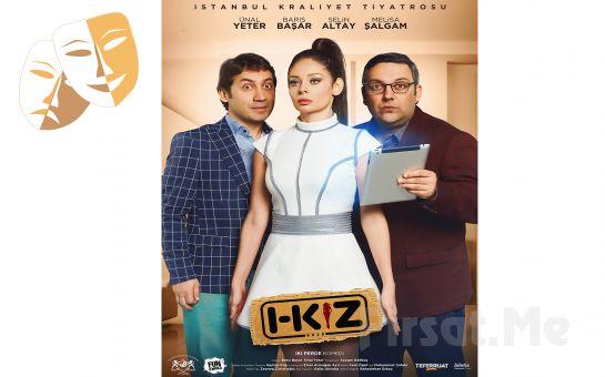 Gelecekten Bir Hikaye 'I-Kız' Tiyatro Oyunu Bileti