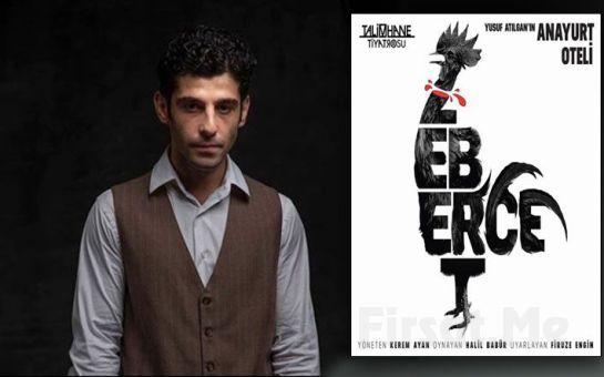 Halil Babür'ün Muhteşem Performanıyla 'Zebercet' Tek Kişilik Tiyatro Oyunu Bileti