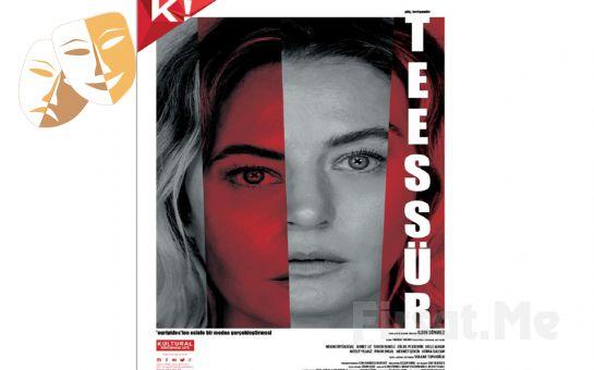 Öfke, Aşk, İntikam Üçgeninden Kurtuluşun Hikayesi 'Teessür' Tiyatro Oyunu Bileti