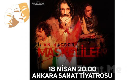 Filistinli Üç Kardeşin Hikayesi 'Maskeliler' Tiyatro Bileti