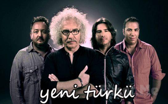 Bostanlı Suat Taşer Tiyatrosu'nda 23 Temmuz'da 'Yeni Türkü 40. Yıl' Konser Bileti