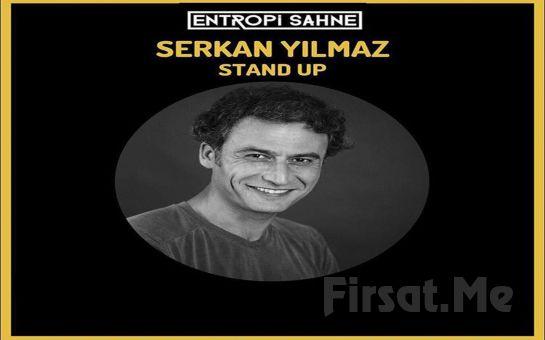 Hayatın Saçmalıkları Üzerine 'Serkan Yılmaz Stand-Up' Gösteri Bileti