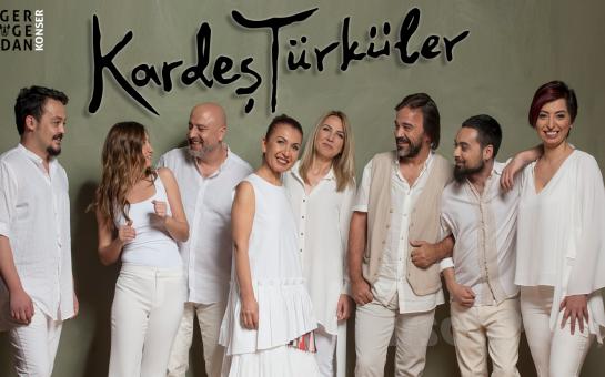 Ankara MEB Şura Salonu'nda 30 Mayıs'ta 'Kardeş Türküler' Konser Bileti