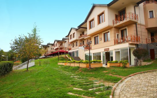 Park Hotel Polonezköy'de Kahvaltı Dahil 2 Kişilik Konaklama Seçenekler