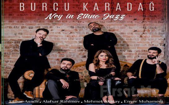 Ankara Cer Modern'de 3 Mayıs'ta 'Burcu Karadağ' Yeni Albüm Konseri Bileti